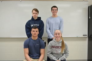NTHS welcomes Tonawanda seniors