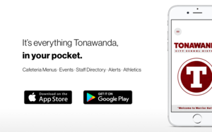 Download the new Tonawanda CSD app!