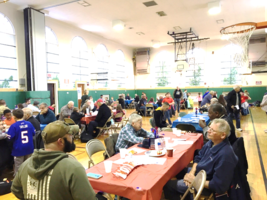 Fletcher hosts veterans breakfast